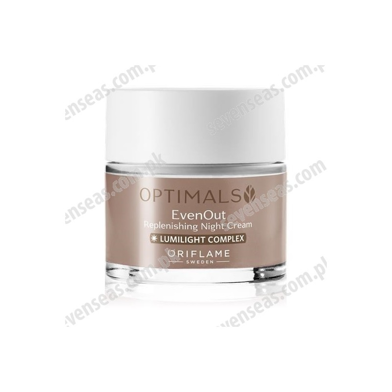 OPTIMALS Even Out Night Cream - 32480