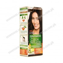 Garnier Color Naturals 3 Hair Color Kit (Dark Brown)