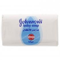 Johnson's Baby Soap White 125g