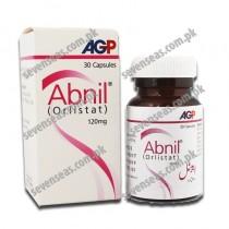 ABNIL CAP 120MG (1X30)