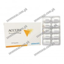 ACCURE CAP 20MG (1X30)