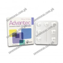ADVANTEC TAB 16MG/12.5MG (7X4)