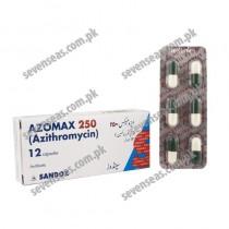 AZOMAX CAP 250MG (2X6)