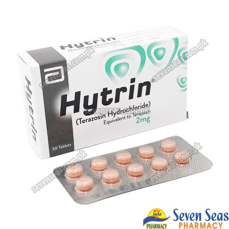 HYTRIN TAB 2MG (3X10)