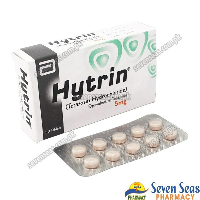 HYTRIN TAB 5MG (3X10)