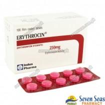 ERYTHROCIN TAB 250MG (10X10)