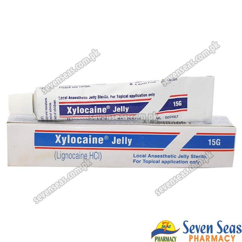XYLOCAINE JLY  (15GM)