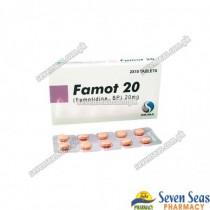 FAMOT-20 TAB 20MG (2X10)