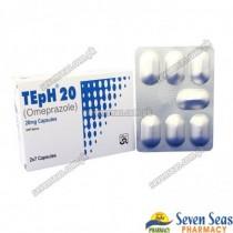 TEPH CAP 20MG (1X14)