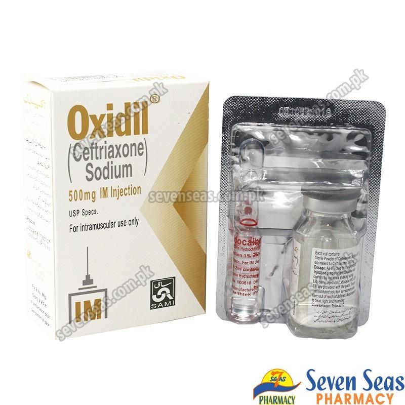OXIDIL IM INJ 500MG (1X1)