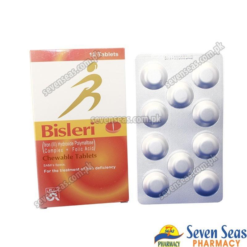 BISLERI TAB  (1X10)
