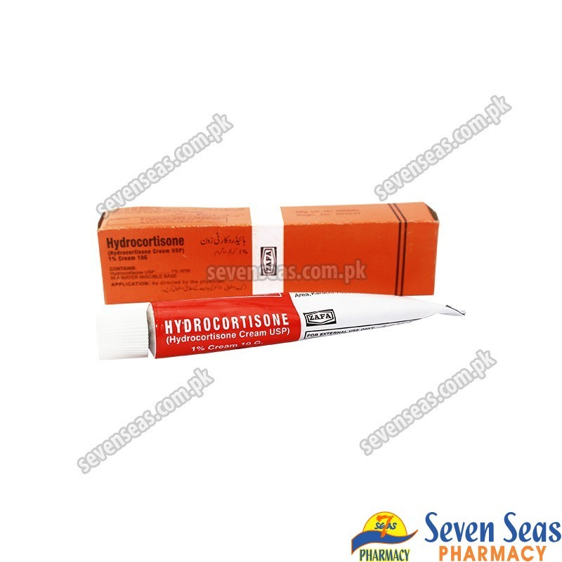 HYDROCORTISONE CRE  (10GM)