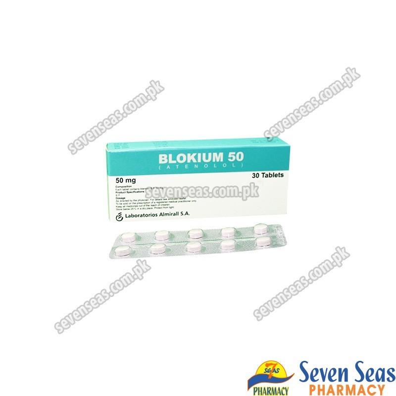 BLOKIUM TAB 50MG (3X10)