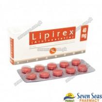 LIPIREX TAB 40MG (1X10)