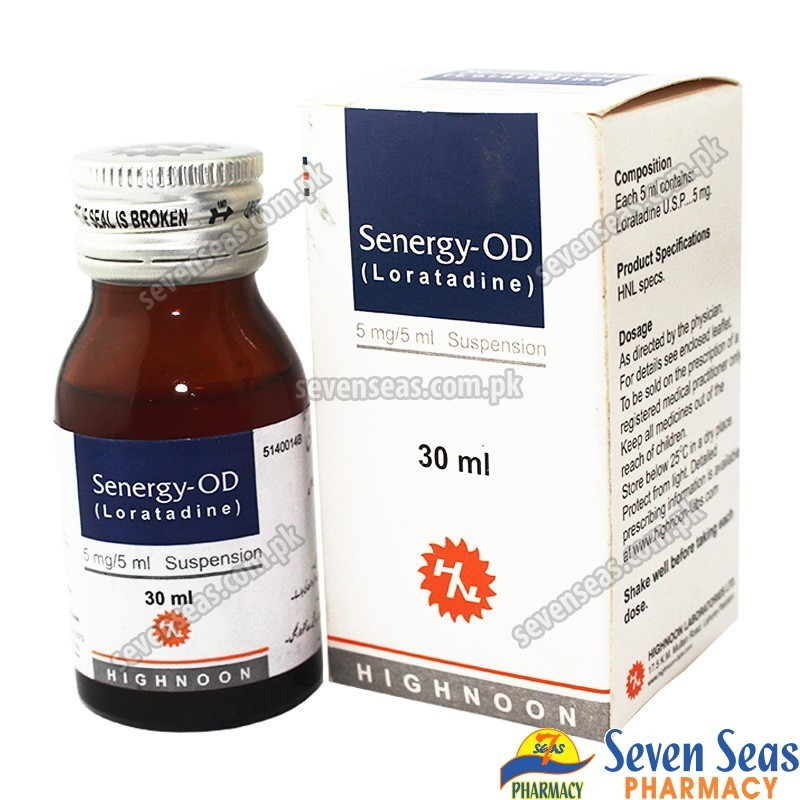 SENERGY-OD SYP  (30ML)