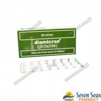 DIAMICRON TAB  (1X20)