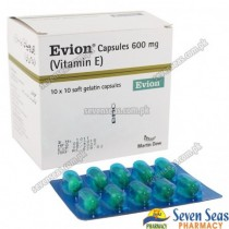 EVION CAP 600MG (10X10)