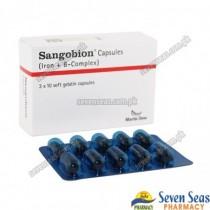 SANGOBION CAP  (3X10)