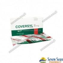 COVERSYL TAB 8MG (1X10)