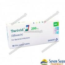 TARIVID TAB 200MG (1X10)