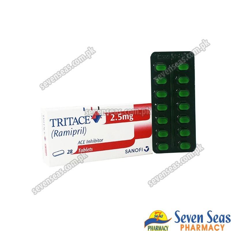 TRITACE TAB 2.5MG (2X14)