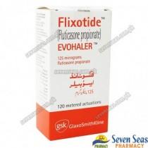 FLIXOTIDE INH 125MCG (1X1)