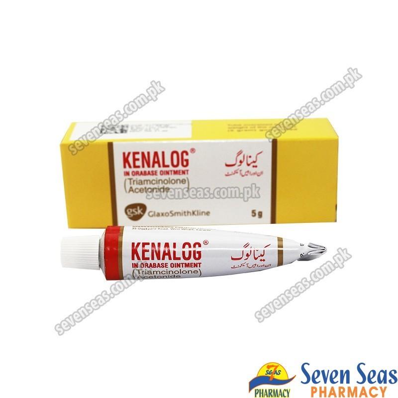 KENALOG ONT  (5GM)