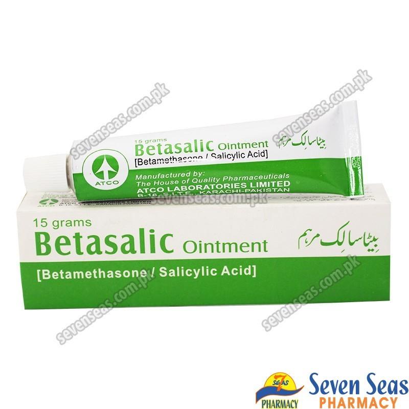 BETASALIC ONT  (15GM)