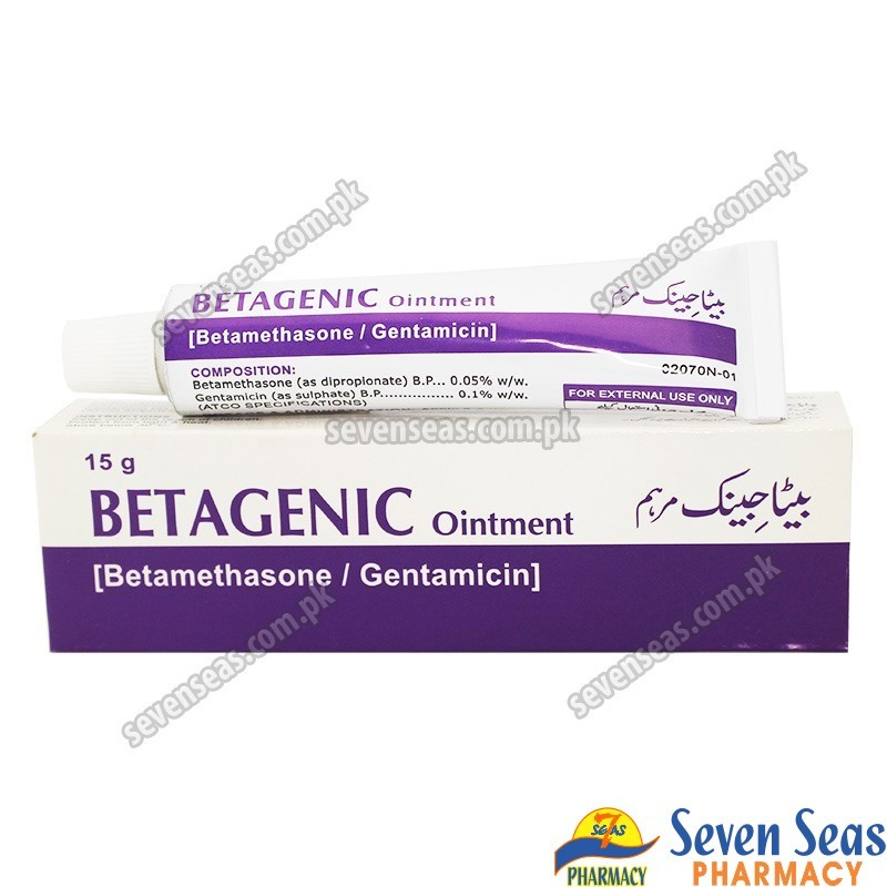 BETAGENIC ONT  (15GM)