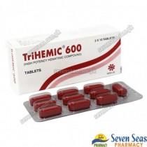 TRIHEMIC 600 TAB  (3X10)