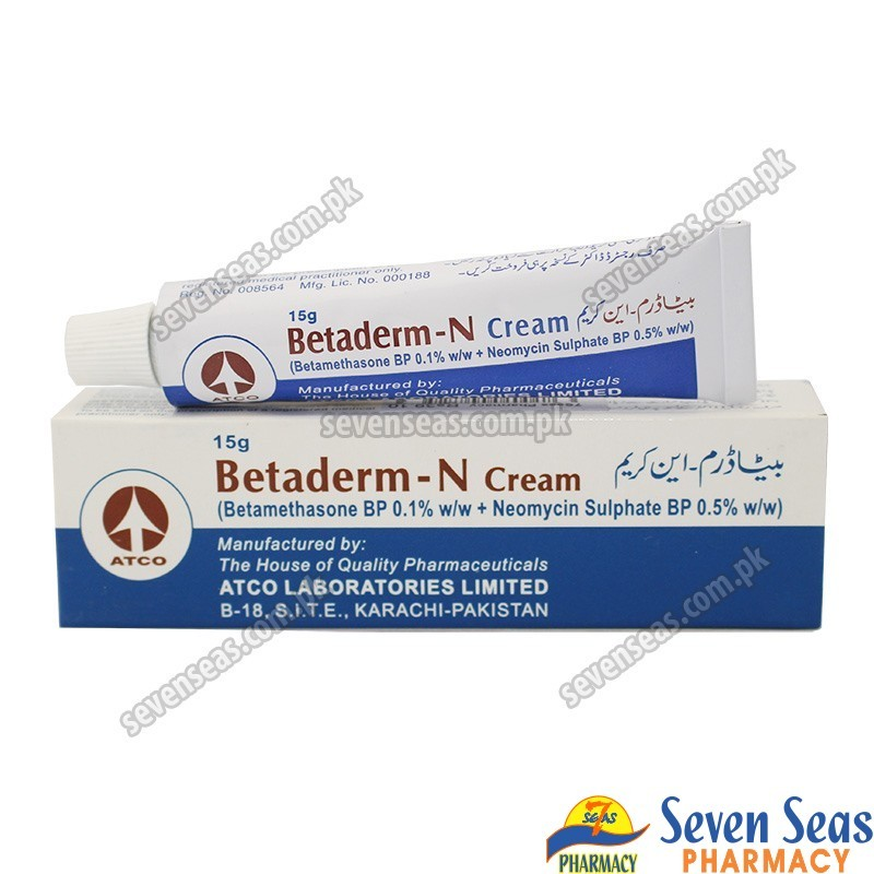 BETADERM-N CRE  (15GM)