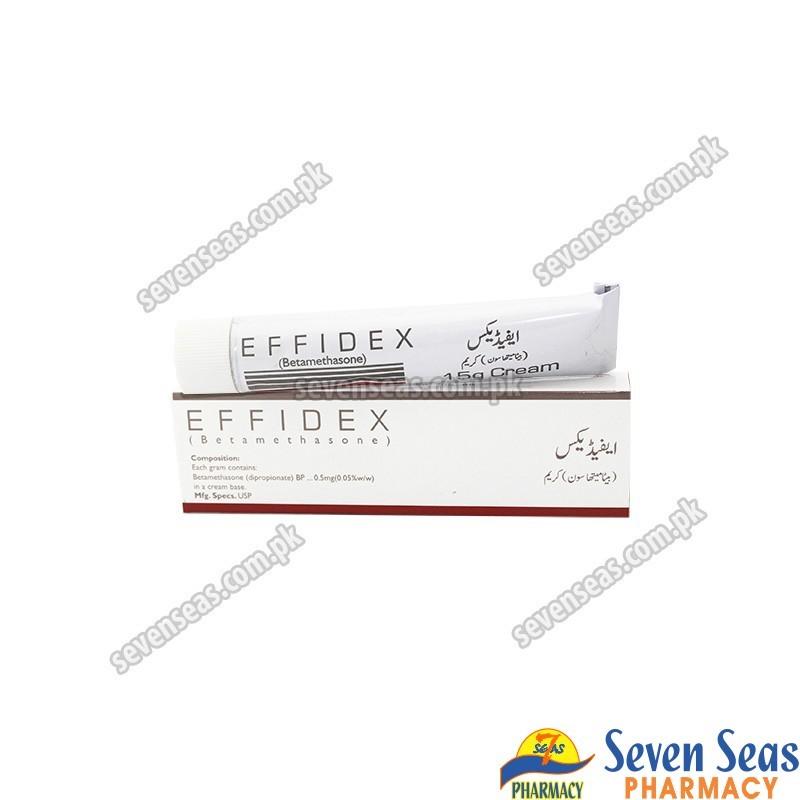 EFFIDEX CRE  (15GM)