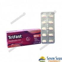 TELFAST TAB 60MG (1X10)
