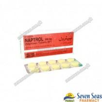 NAPTROL TAB 250MG (2X10)
