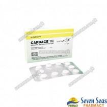 CARDACE TAB 5MG (2X10)