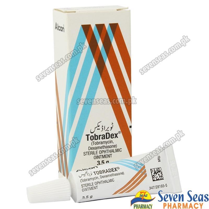 TOBRADEX ONT  (3.5GM)