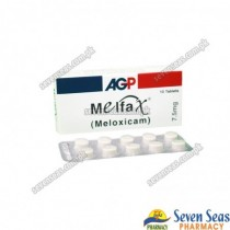 MELFAX TAB 7.5MG (1X10)