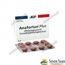 ANAFORTAN PLUS TAB 160MG (3X10)