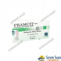 PRAMCIT TAB 20MG (2X10)