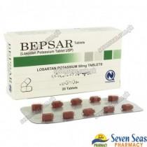 BEPSAR TAB 50MG (1X20)