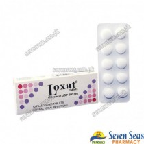 LOXAT TAB 200MG (1X10)