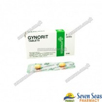 GYNORIT TAB 10MG (1X2)