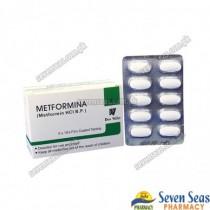 METFORMINA TAB 850MG (5X10)