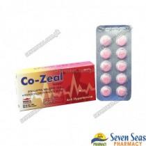 CO-ZEAL TAB 10MG (2X10)
