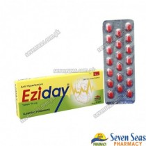 EZIDAY TAB 50MG (1X20)