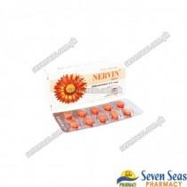 NERVIN TAB 0.5MG (3X10)