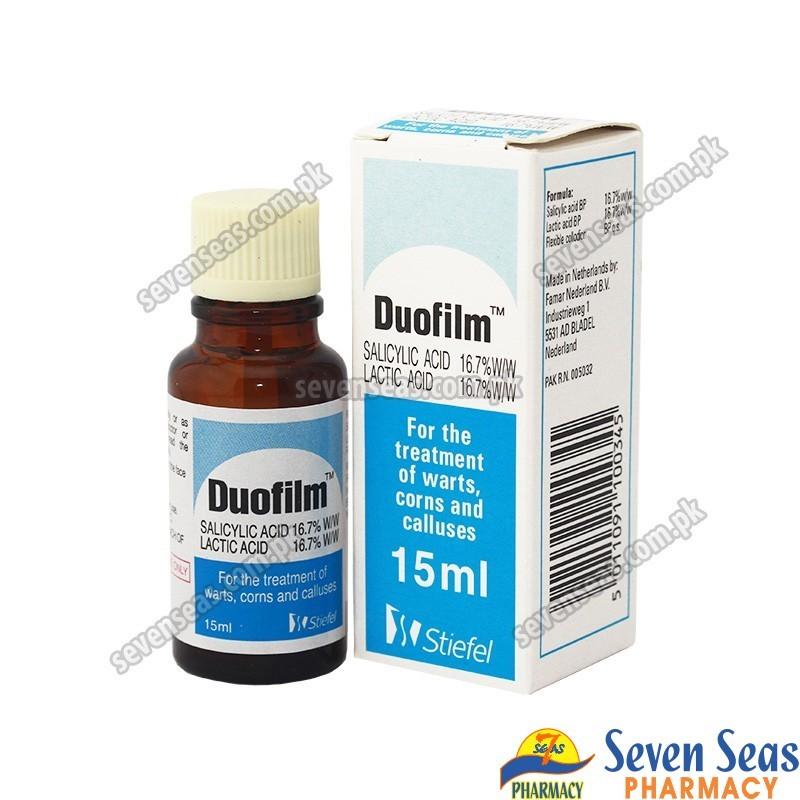 DUOFILM LOT  (15ML)