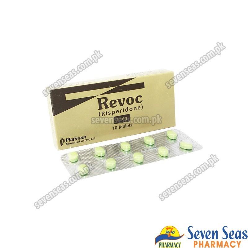 REVOC TAB 1MG (1X10)