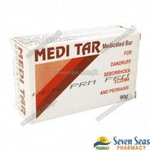 MEDI-TAR BAR  (100GM)