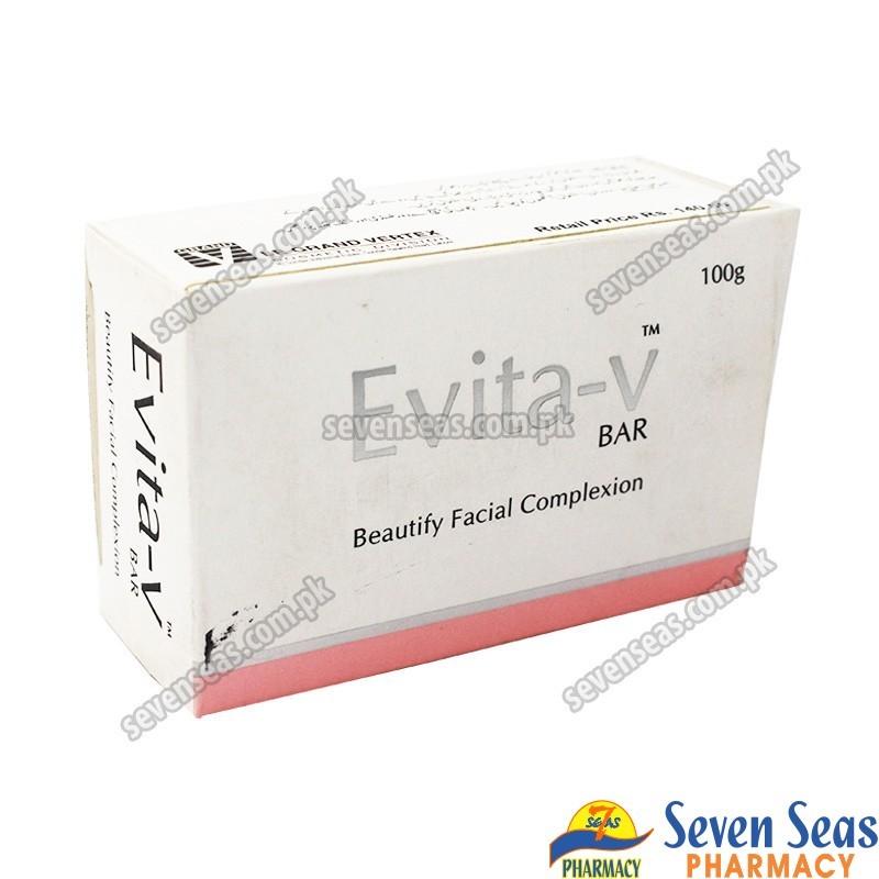 EVITA-V BAR  (100GM)